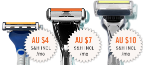 razor blades, shower care, skin care, and other grooming productsPremium Grooming Products· Amazing Quality Razors· Over 4 Million MembersGoods: Blades, Trial Kits, Shave Butter, Oral Care, Hair Style, Skin Care.